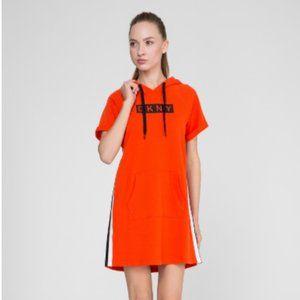 DKNY Women's red dress